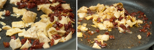 artichoke and sundried tomato saute 2-pic